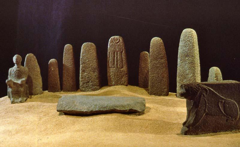 hazorstandingstones
