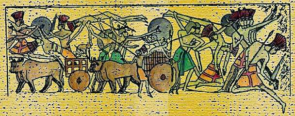 philistines-ox-cart