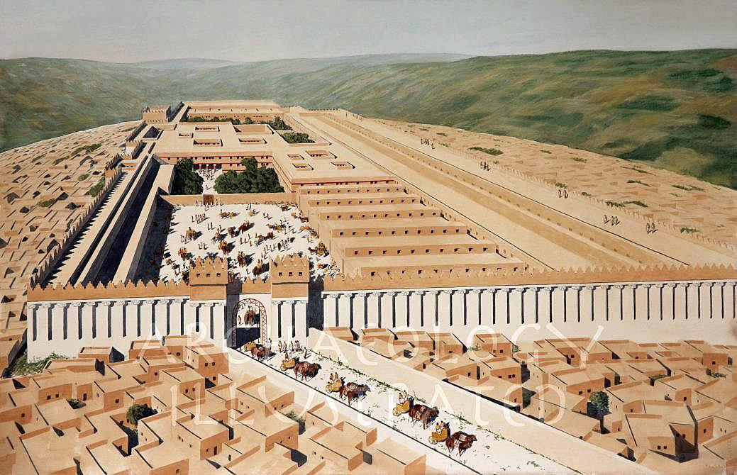 Samaria-Shomron-Capital-of-Israel-Royal-palace-and-Chariot-Stables-8th-century-BC-1894-1039x670